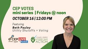 CEP Votes featuring Beth Pauley - YouTube