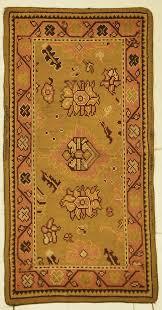 irish donegal rugore oriental carpet 45233