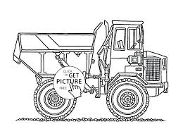 free printable construction vehicle coloring pages construction trucks