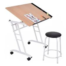 Table Dessin Inclinables Multifonctionnel Table Bureau R Glable