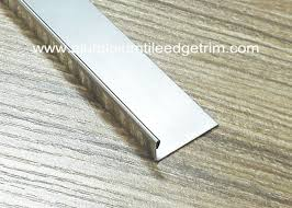 l shaped stainless steel right angle trim corner trim provide edge protection