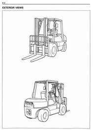 toyota electric forklift truck 7fbe10 7fbe13 7fbe15 7fbe18 toyota lpg forklift truck 6fgu33 6fgu35 6fgu40 6fgu45 fgau50 workshop service manual