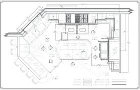 elegant kitchen floor plans with island and walk in pantry house australia