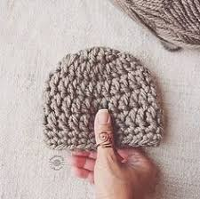 Crochet Newborn Hat Pattern Adorable Projects Around The House Crochet Newborn Bow Hat Pattern Crochet