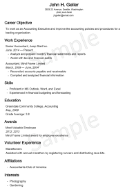 Resume Builder Free Resume Template Us Lawdepot Resume