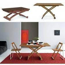So i can transform it into a table to eat (# 2) ~ noëlle, bourg en bresse … Convertible Dining Table Ikea Coffee Table Brown Coffee Table To Dining Table Coffee Table Convert To Dining Table Adjustable Height Coffee Table