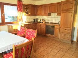 Wohnküche Ferienhaus Irion