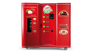 Personal Vending Machine Extraordinary Free Standing Personal Pizza Maker