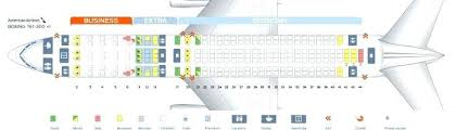 Aa Boeing 757 Seating Boeing 757 Best Seats 757 Seat Chart