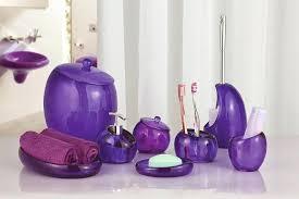 purple bathroom decor innovative dark setbathroom ideas and silver for lavender bath rug set