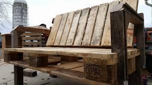euro pallet furniture. Pallet Bench Euro Furniture