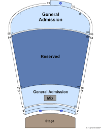 Red Rocks Amphitheatre Seating Chart All Reserved Interpretive Red Rocks Seating Capacity Red Rocks