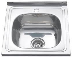 Накладная <b>кухонная мойка MELANA</b> MLN-5060 50х60см ...