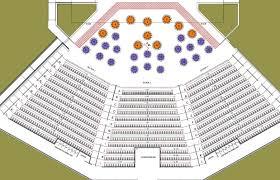 Charlotte Metro Credit Union Amphitheater Seating Chart