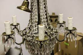lighting treasures. Lighting Treasures Has Seen All Types Of Damage, From Chandeliers That Were Completely Submerged And Rusted To One Fell The Floor. T