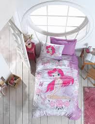 Комплект <b>постельного белья FAIRY</b> lila ранфорс Cotton box