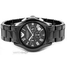 men s emporio armani ceramic chronograph watch ar1400 watch preview mens emporio armani ceramic chronograph watch ar1400