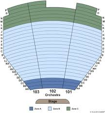 Terry Fator Theater Mirage Seating Chart Best Picture Of