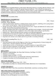 Sample Resume For Accounting Clerk Basic Examples 4 158