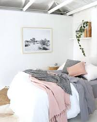 Pink And White Bedroom Captivating Bedroom Decorating Ideas Using ...