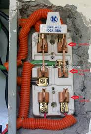 philippine electrical wiring building our philippine house my this photo shows the double pole double throw switch which switches between utility company power and power from our generator the capacity of the switch