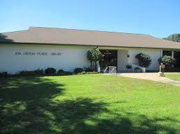 Ida Hilton Public Library - Home | Facebook