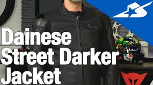 dainese street darker jacket motorcycle super
