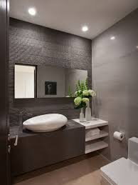 modern bathroom vanity ideas. Bathroom, Excellent Modern Bathroom Designs On A Budget White Cabinet Plant Wooden Vanity Ideas