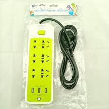 Ổ điện đa năng 💥SALE💥 Ổ cắm điện thông minh chống giật an toàn 9 ổ cắm  tích hợp cổng sạc USB cao cấp tiện lợi - Khác