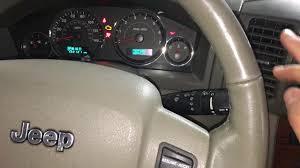 2005 Jeep Grand Cherokee Check Engine Light Reset Reset Service Jeep Grand Cherokee