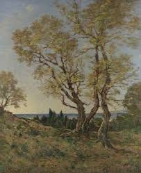 2018 gmc gruchy. beautiful 2018 view henrijoseph harpignies olive trees at menton read about this  painting learn the key facts and zoom in to discover more intended 2018 gmc gruchy