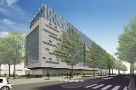 sustainable office building. Sustainable Office Building ETIK Close To Completion N
