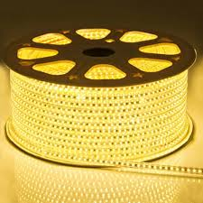 <b>LAIMAIK LED Strip Light</b> 5050 Waterproof IP67 AC220V LED Tape ...