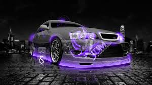 toyota chaser jzx0 jdm effects abstract car