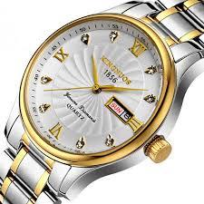 Mens <b>Luxury Stainless Steel</b> Quartz Business <b>Watch</b> - xpesos
