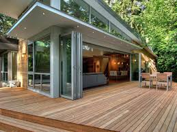 electric folding patio doors