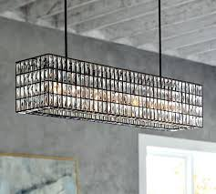 large rectangular chandelier scroll to next item crystal t81