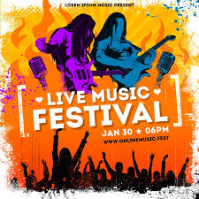 The mission of the festival is to provide young, talented musicians with opportunities to perform in front of an audience in some of the country's finest music halls. Music Fest Banner Template Postermywall