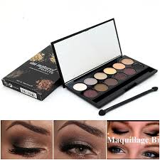 sleek makeup i divine eyeshadow palettes 601 au naturel โทนส น ำตาล น