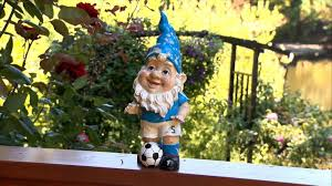 stolen garden gnome reappears after traveling to mexico and back
