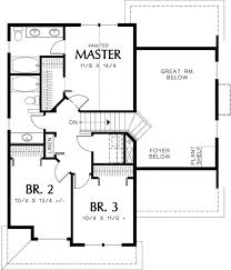 traditional style house plan 3 beds 2 50 baths 1500 sqft contemporary plans sq ft