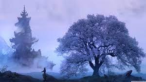 Oriental Fantasy Art Ultra HD Desktop ...