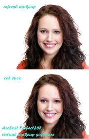 fun virtual makeup software arcsoft perfect365 perfect365 arcsoft