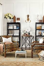 Leopard Chairs Living Room 7 Ways To Use Our Serengeti Leopard Print How To Decorate