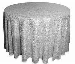 96 round silver sequin tablecloth sequin tablecloth cocktail table whole wedding beautiful sequin table cloth overlay cover brown tablecloth white