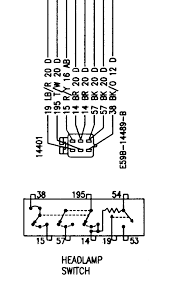 mustang hazard switch wiring diagram wiring diagrams and 93 mustang wiring diagram diagrams and schematics