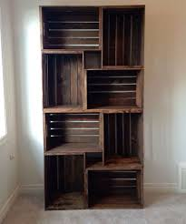 Small Picture Great Idea for Rustic Homemade Nice and Cheap bookshelves