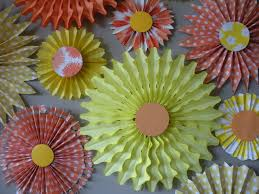 Paper Flower Pinwheels How To Make Paper Pinwheels The Easy Way Design Improvised