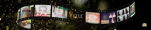 yeele wallpaper lights street fallen snow room decor photography backdrop personalized photographic backgrounds for photo studio