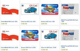 freebies2deals free gas gift cards